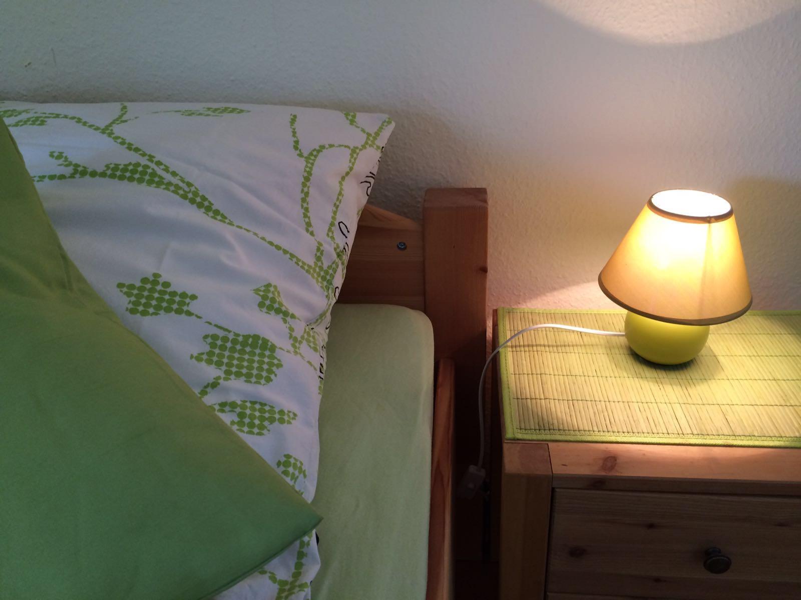 Haus Friesenglück in Kolkerheide, Nordfriesland – Ferienwohnungen und Ferienapartments – Ferienapartment 3 (grün) – Innenansicht 1